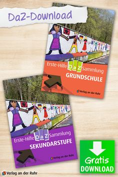 Free sample of materials used to teach German as a Second Language. Too difficult to use with first semester college/first year high school students, but could be used with second semester college/second year high school