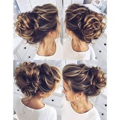 60 Wedding Hairstyles for Long Hair from Tonyastylist ❤ liked on Polyvore featuring beauty products, haircare and hair styling tools