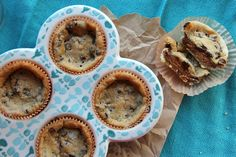 The Ultimate Cookie Cup - cookie dough recipe curated by SavingStar Grocery Coupons. Save money on your groceries at SavingStar.com