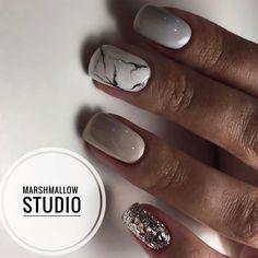 "3,771 Likes, 9 Comments - Маникюр / Ногти / Мастера (@nail_art_club_) on Instagram: ""#Repost @marshmallow_nails_ ・・・ Вы всегда можете записаться к нам на маникюр , позвонив по…"""