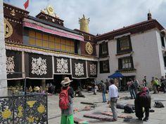 西藏 拉薩  大昭寺