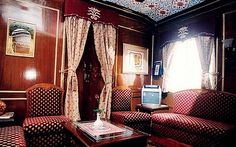 Images of on board facilities and destination of the world 4th best luxury train Palace on Wheels