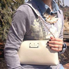 "Spotted while shopping on Poshmark: ""️NWT Kate Spade Handbag""! #poshmark #fashion #shopping #style #kate spade #Handbags"