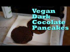 Vegan Dark Chocolate Pancakes | Jason Wrobel