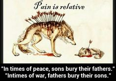 in times of peace, sons bury their fathers, but in times of War, Fathers bury their sons. #quote #war #peace