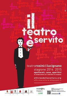 Teatro Rosini di Lucignano - Stagione Teatrale 2014/15