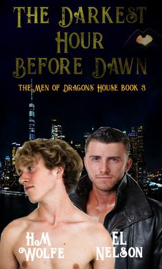 """Please join us this weekend in The Dragons' House Sexy Dragons group and help celebrate EL Nelson and HM Wolfe's new release, """"Darkest Hour. Dragon House, Book Hangover, Character Home, Latest Books, Type Setting, Michelle Obama, Good Night Sleep, Audio Books, Dawn"""