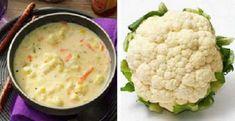 Cauliflower, Cheddar, Food And Drink, Lunch, Vegetables, Cooking, Diet, Cauliflowers, Roast