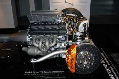2011 Mercedes-Benz SLS AMG Gullwing - Engine Design