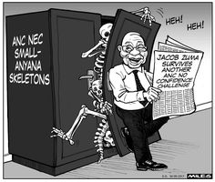 How does Zuma do it? Miles reveals all