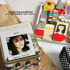 Cookies of Oriflame Products  #giftideas #oriflame