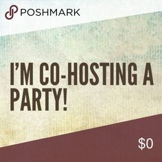 ✨✨July 19th at 7:00 - theme TBD!✨✨ I'm hosting my first Posh Party! Start dropping messages below to be considered for a host pick! 😍 Other