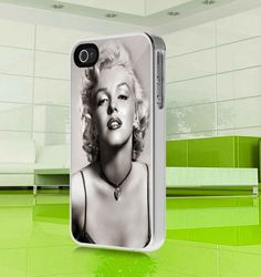 apple iphone case Marilyn Monroe Sexy iphone 4 4s by MuliasCraft, $16.00