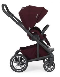 The Nuna Mixx 2 in Jett is a luxury full size stroller that is perfect for everyday life. This is an upgraded stroller system exclusive to baby boutiques! Double Strollers, Baby Strollers, Baby Equipment, Black Wheels, Travel System, Exercise For Kids, Prams, Baby Gear, Lima