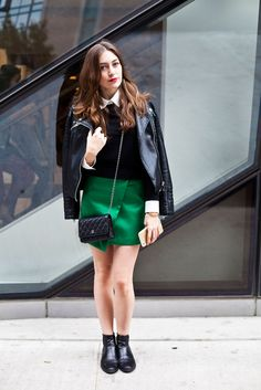 How 22 college girls do NYC street style