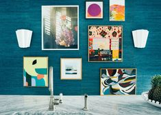 Talking Pattern & Colour with Anna Spiro | The English Tapware Company Sorrento Beach, Halcyon House, Anna Spiro, Kara Rosenlund, Bathroom Collections, Kitchen Taps, Types Of Houses, Color Inspiration, Kitchen Inspiration