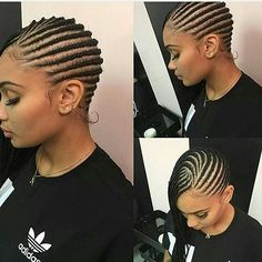 Braiding style to try