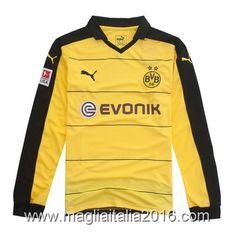 Home maglia manica lunga Borussia Dortmund 2015/2016 €20.50