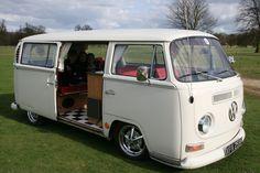 VW early bay