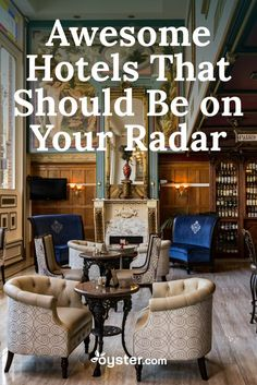 We get a lot of compliments from our fans here at Oyster.com. They love that our experts write extensive, comprehensive reviews of hotel properties around the world. And here are seven hotels we just added this week that have us all abuzz at Oyster.com right now.
