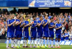 My 1000th pin goes to the greatest team ever and my favorite team of all time. Chelsea FC <3 KEEP THE BLUE FLAG FLYING HIGH