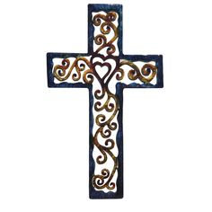 The Life Wall Cross by David Broussard is the ideal wedding or anniversary gift. The two hearts in the center are joined together and in Christ their love grows Wedding Anniversary, Anniversary Gifts, We Are Love, Two Hearts, Wall Crosses, Decor Ideas, Gift Ideas, Corinthian, Star Of David