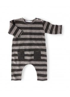 ONE MORE IN THE FAMILY Mikel Jumpsuit / Anthracite