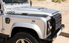 Land Rover Defender Wheel Arches