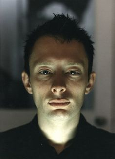 Thom Yorke - #Radiohead Great Bands, Cool Bands, Thom Thom, Atoms For Peace, Thom Yorke Radiohead, Jonny Greenwood, Attractive People, My Favorite Music, Music Bands