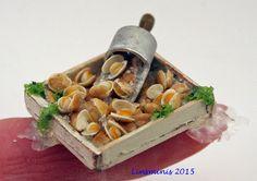 CIBO accessorio CUCINA 1:12 Casa delle Bambole Miniatura stringa di aglio NEGOZIO
