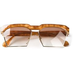 CHRISTIAN LACROIX VINTAGE square frame sunglasses (1.125 RON) ❤ liked on Polyvore featuring accessories, eyewear, sunglasses, glasses, square vintage sunglasses, tortoise shell sunglasses, vintage sunglasses, unisex sunglasses and vintage tortoise shell sunglasses