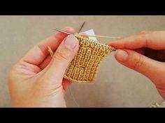 BÜYÜK İLİK AÇMA/LASTİK ÖRGÜ DE İLİK NASIL AÇILIR - YouTube Crochet Earrings, Make It Yourself, Youtube, Instagram, Youtubers, Youtube Movies
