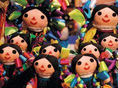 Tradicionales muñequitas