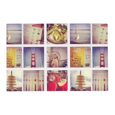 Create Your Own Instagram Placemat