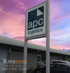 As Perth's premium signwriters, Kingman Visual specialises in crafting unique signage that stands out from the crowd. From design and manufacturing to Pylon Signage, Sign Writing, Perth, Transportation, Innovation, Australia, Construction, Building, Design