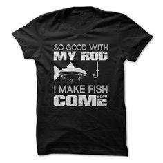 I MAKE FISH COME