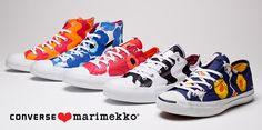 Converse by Marimekko.. or Marimekko by Converse ;)