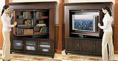 Decor Hiding Tvs With Style