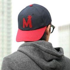 ベースボールキャップ『M』