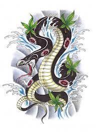 1000 images about snake on pinterest snake tattoo japanese snake tattoo and snakes. Black Bedroom Furniture Sets. Home Design Ideas