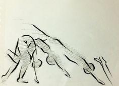 Gesture 4. Diving