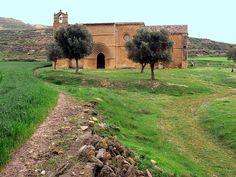 La Rioja Cuzcurrita - Ermita de Sorejana
