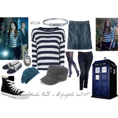 """Amy Pond #6 (Dr. WHO)"" by wilsonsisterto7 on Polyvore"
