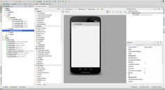 Android Studio is the official Integrated Development Environment (IDE) for Android app development, based on IntelliJ IDEA. Android Application Development, App Development, Intellij Idea, Studio App, Studio Layout, Computer Coding, Android Studio, Build An App, Houses