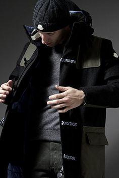 "Fancy - Moncler ""R""Duffle Coat"