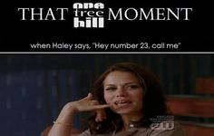 Bethany Joy Lenz. Haley James Scott. One Tree Hill. OTH. That One Tree Hill Moment.