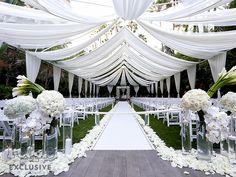 Kym Johnson & Robert Herjavec's Dreamy Wedding Album – My Favorite Tent Wedding, Outside Wedding, Wedding Album, Wedding Ceremony, Wedding Venues, Dream Wedding, Wedding Day, Luxury Wedding, Wedding Dress