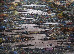 Hugo Tieleman, Mining site 1 on ArtStack #hugo-tieleman #art