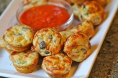 Mini Muffin Pizza