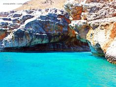Marmara beach, Sfakia, Chania, Crete, Greece